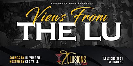 Illusions on Fridays tickets
