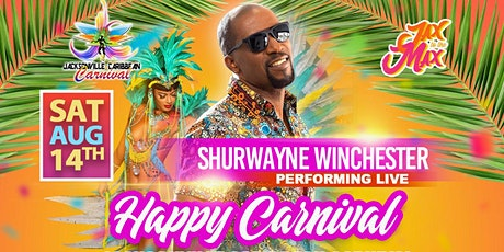 HAPPY CARNIVAL - Jacksonville Carnival Day Party tickets
