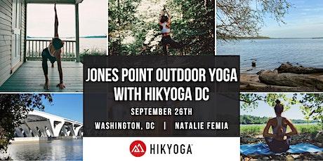 Jones Point Outdoor Yoga with Hikyoga® DC entradas