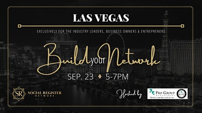LAS VEGAS: Business Networking Event tickets