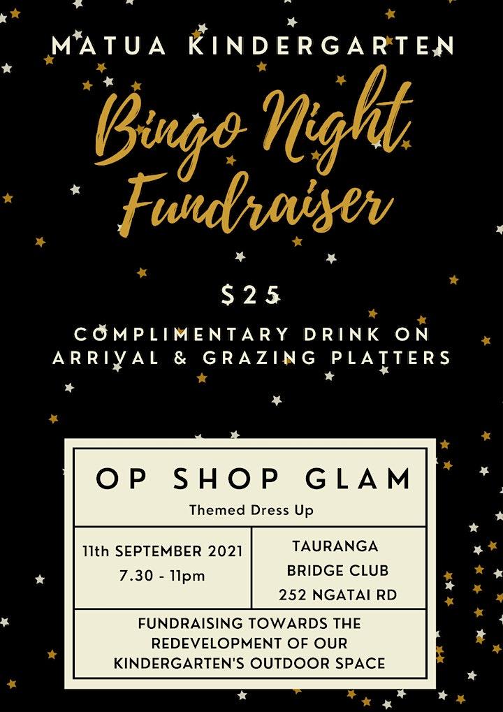 Matua Kindergarten Bingo Night Fundraiser image