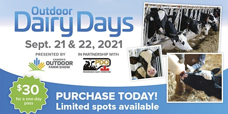 Outdoor Dairy Days presented by Canada's Outdoor Farm Show tickets