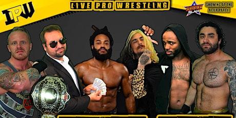 IPW Presents - GRAND SLAM - Live Pro Wrestling In Grand Rapids, MI - 8/21 tickets