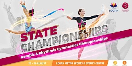 Session 1: 2021 Gymnastics Queensland RG & AER State Championships tickets