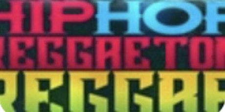 HIPHOP  DANCEHALL REGGAETON w/ DJ HOTROD  CRUISE N tickets