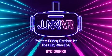 JUNK!VR + Casey Anderson tickets