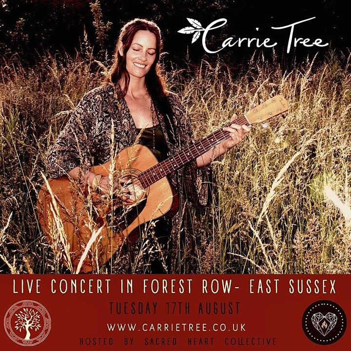 Carrie Tree   Live In Forest Row image