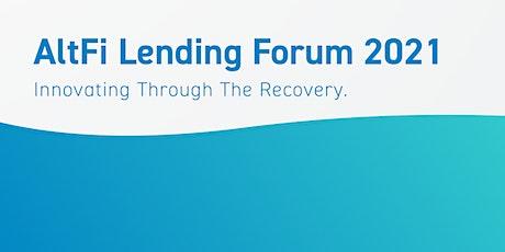 AltFi Lending Forum 2021 tickets