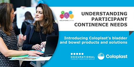 Understanding Participant Continence Needs tickets
