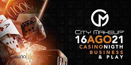 City Makeup Casino Nigth entradas