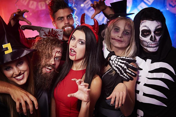 Fiesta En Barco / Pre - Halloween Party image