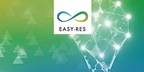 EASY-RES Summer School 2021 tickets