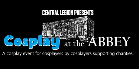 Cosplay at the Abbey tickets
