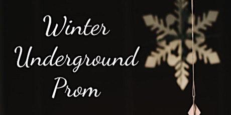 Winter Underground Prom tickets