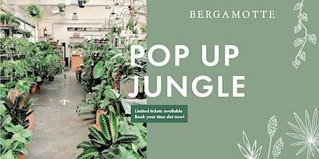 Bergamotte Pop Up Jungle // Stockholm tickets