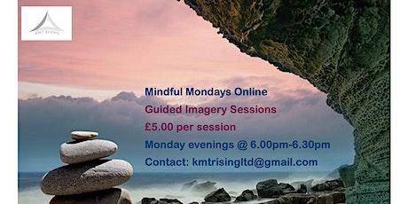 Mindful Mondays Online tickets