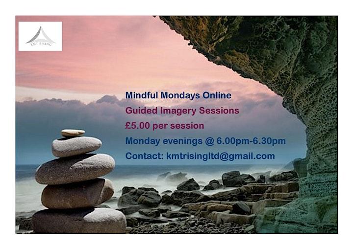 Mindful Mondays Online image