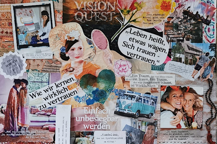 ArtTime Spezial - VisionBoard Creating image