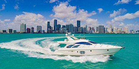 Yacht Rental Miami tickets