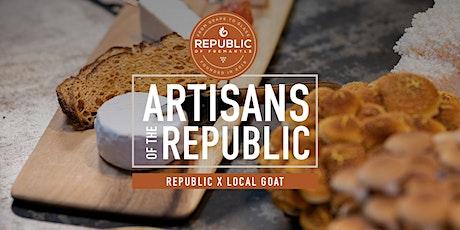 Artisans of the Republic: Local Goat x Republic of Fremantle tickets