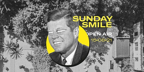 Sunday Smile OPEN AIR w/ Anyone Tickets