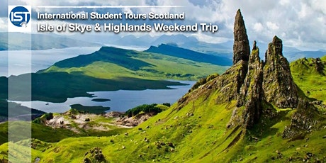 Isle of Skye and the Highlands Weekend Trip - G3: 16-17 Oct tickets