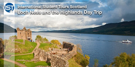 Loch Ness, Fort Augustus and Inverness Day Trip tickets