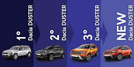 1° Raduno Dacia DUSTER biglietti