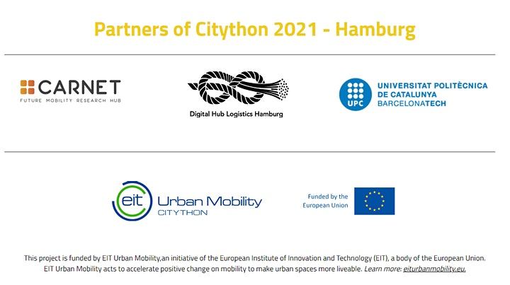 Citython 2021 Hamburg  - Online Event image