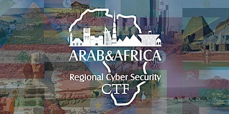 Arab and Africa Regional CTF 2021 tickets