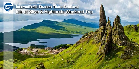Isle of Skye and the Highlands Weekend Trip G1: 25-26 Sep tickets