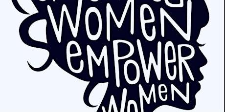 Sharing book ideas on women empowerment Tickets