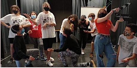 La Cometa Teatro IES Gran Vía ABSURDECES(MENUTSBARRIS)Teatro del Absurdo entradas