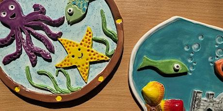 Saturday Pottery Club (September): Fishbowls & Portholes! tickets
