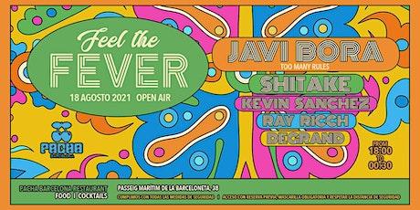 Feel The Fever presents: Javi Bora (TOO MANY RULES) at Pacha Barcelona entradas