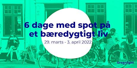 Greenlight Aarhus 2022 tickets