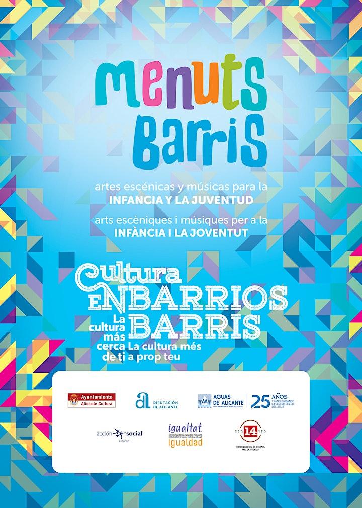 Imagen de Teatro Paraíso UNIKO (MENUTSBARRIS) Teatro infantil