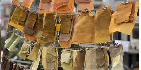 Festival of Natural Fibres: Natural Dyeing with Traditional Indian Herbs tickets