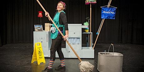 M6 Theatre Company present:  Mavis Sparkle, Worksop Library - 2pm tickets