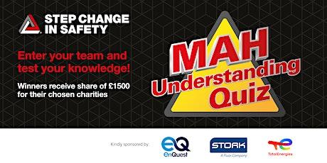 Major Accident Hazard (MAH) Understanding Quiz entradas
