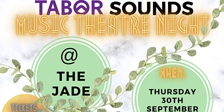 Tabor Sounds: Music Theatre Night tickets