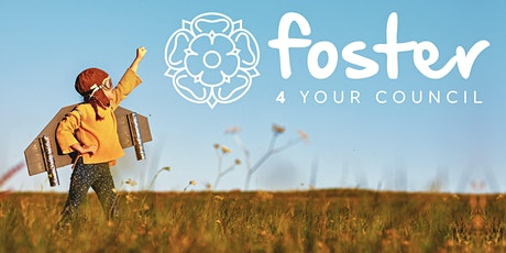 Foster4YourCouncil | Online information event about fostering in Yorkshire tickets