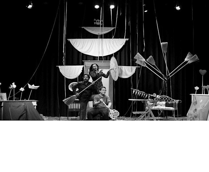 Imagen de Pampol Teatre  YO TAMBIEN SOY PETER PAN (MENUTSBARRIS) Teatro infantil
