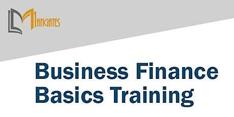 Business Finance Basics 1 Day Training in Halifax tickets