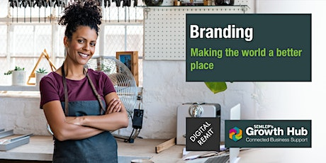 Branding: Making the world a better place tickets
