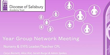 Nursery & EYFS Leaders/Teacher Network Meeting tickets
