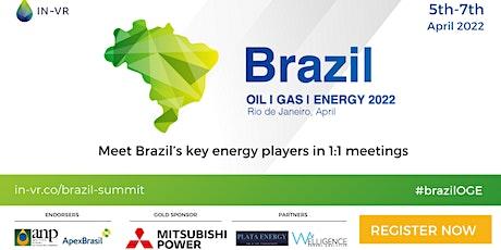Brazil Oil | Gas & Energy Summit 2022 ingressos