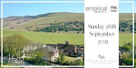 The Empirical Events Wedding Fair at Tottington Manor tickets