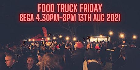 Food Truck Friday (Bega) tickets