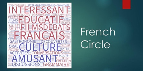 French Circle -Friday, 10am - 12pm tickets